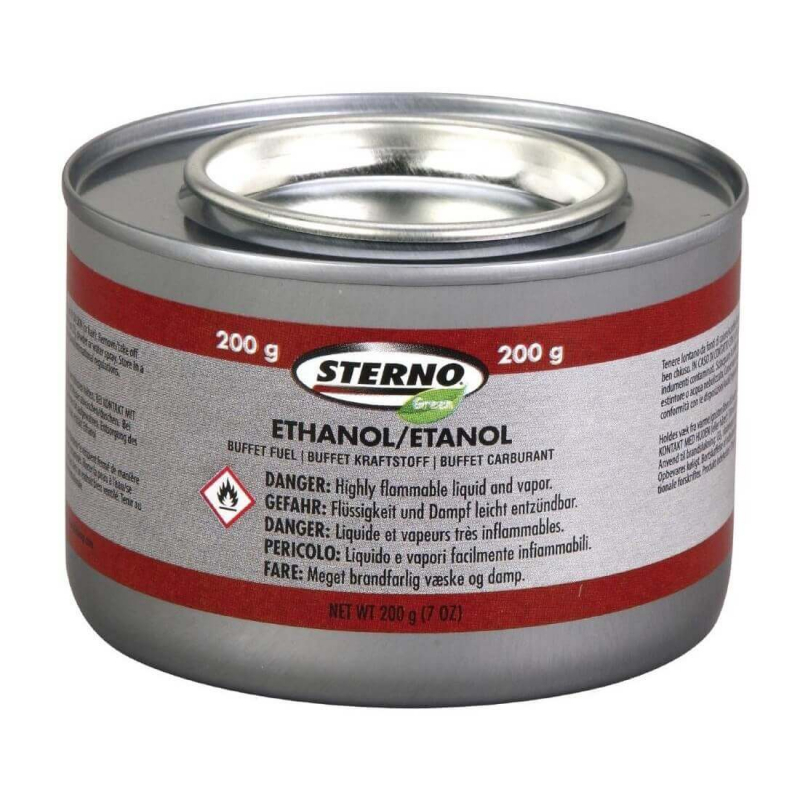 Gel combustible Sterno x144