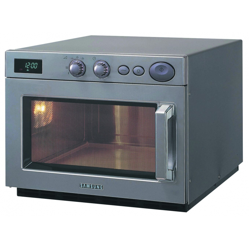 Magnetronoven voor professionele GN2/3 roestvrij staal 1850W Samsung CM1919