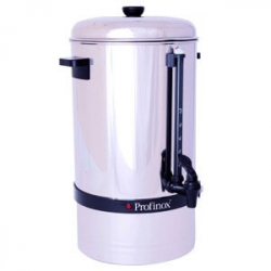 Koffie percolator 6.5L of 15L