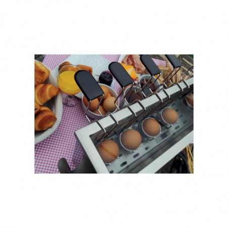 Cuiseur à œufs personnalisable 6 pièces Sofraca