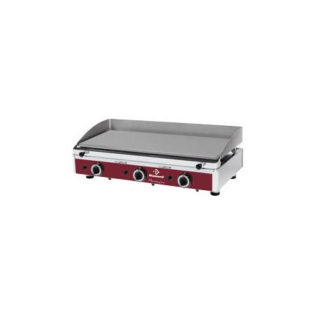 Gladde kookplaat, gas - PLANCHA/3-N - Diamond