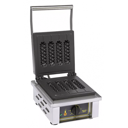 "Gaufrier simple ""sucette"" Roller Grill - GES 80"