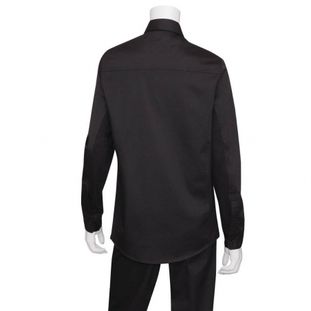 Veste chef unisexe Colour by Chef Works manches 3/4 rouge XL