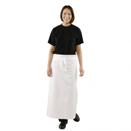 Tablier extra long Whites
